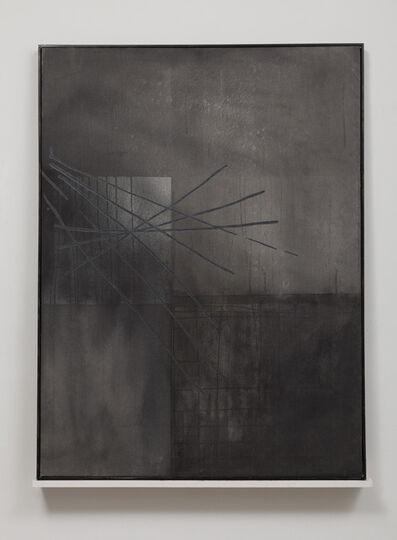 Dashiell Manley, 'black slug (Austin, Nov. 2013)', 2013