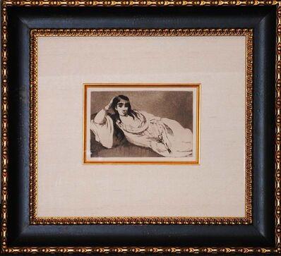 Édouard Manet, 'Odalisque', 1867
