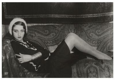 Jacques Henri Lartigue, 'Renée Perle, Paris, France, January', 1931