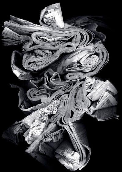 Cara Barer, 'Homage to Chamberlain', 2004-2005