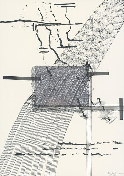 Christoph Rütimann, 'Zeichenherd 11', 2009