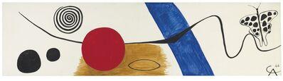 Alexander Calder, 'Untitled', 1966