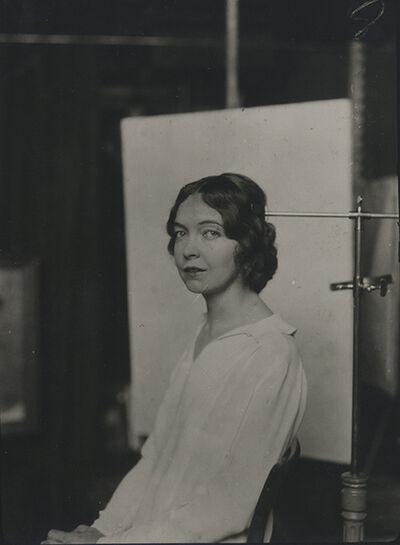 Emil Orlik, 'Lillian Gish II', Berlin 1923