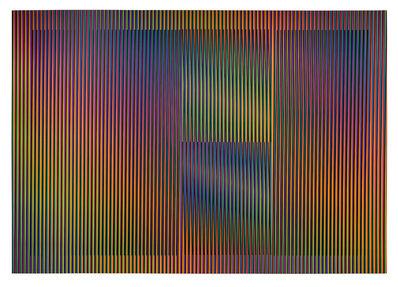 Carlos Cruz-Diez, 'Color Aditivo Cantarrana 2', 2016