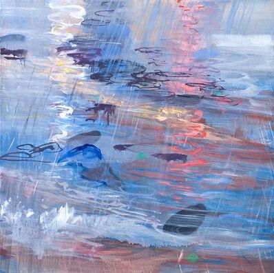 Michael Mazur, 'Bay Rain II', 2009