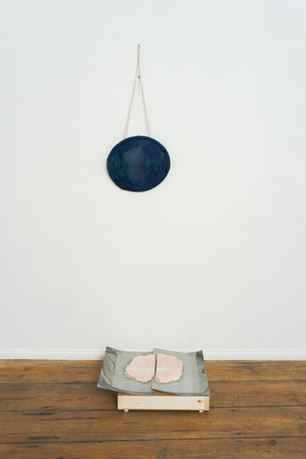 Ada Van Hoorebeke, 'Filter (blue) - In Practice', 2013