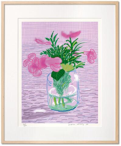 David Hockney, 'David Hockney. A Bigger Book. Art Edition A, No. 1–250', 2016