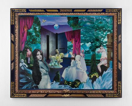 Nana Ohnesorge, 'Awakening', 1995