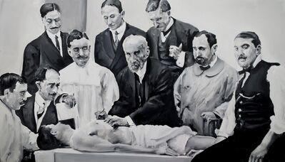 Santiago Ydañez, 'Autopsia Ramón y Cajal', 2014