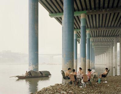 Nadav Kander, 'Chongqing IV (Sunday Picnic), Chongqing Municipality, 2006', 2006