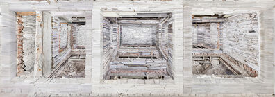 Marjan Teeuwen, 'Destroyed House Bloemhof 1', 2013