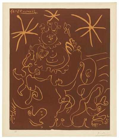 Pablo Picasso, 'Carnaval 1967', 1967