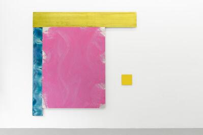 Claudia Desgranges, 'Composite Painting Pink, # 65', 2020