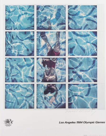 David Hockney, 'Los Angeles 1984 Olympic Games', 1982