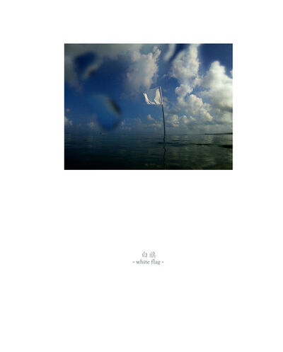 Osamu James Nakagawa, 'white flag', 2001-2009