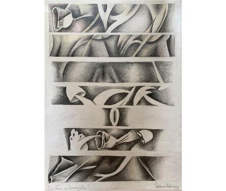 Susana Rodríguez, 'Escritura interrumpida', 1981