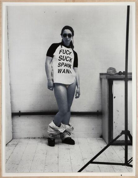 Sam Taylor-Johnson, 'FUCK-SUCK-SPANK-WANK.', C.1993