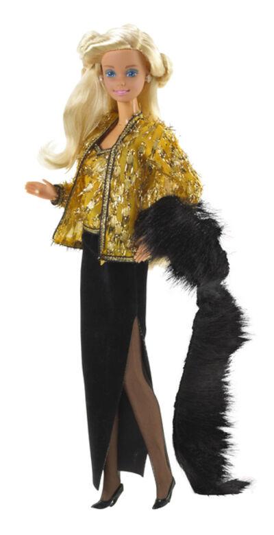 Mattel, 'Oscar Dela Renta Barbie', 1985
