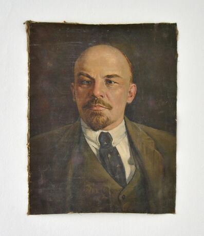 Hans-Peter Feldmann, 'Lenin schielend'