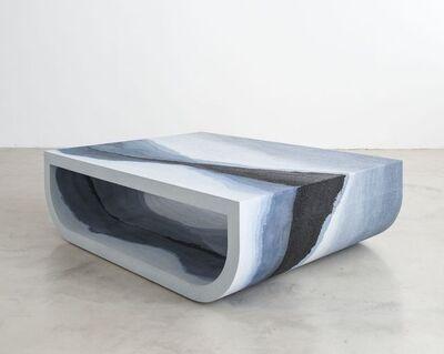 """Fernando Mastrangelo, '""""Escape"""" coffee table', 2017"""