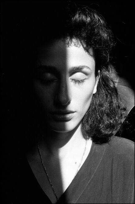 Letizia Battaglia, 'Rosaria Schifani', 1992