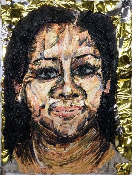 "Raquel van Haver, 'Re-turn to the Dutch""ess"", Miss. No. 4 ', 2016"