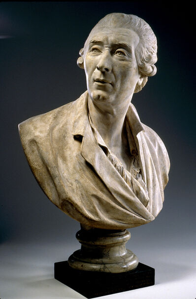 Augustin Pajou, 'Bust of a Man', 1791
