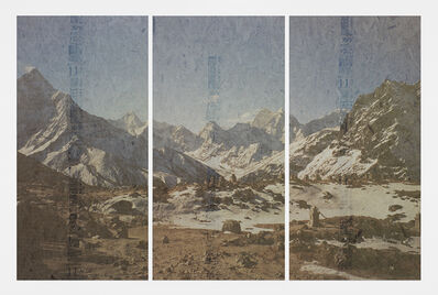 Peter Sutherland, 'Reverb in the Valley', 2014