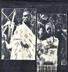 Zohra Opoku, 'Kwame & Max', 2017