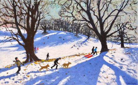 Andrew Macara, 'Christmas, Calke Abbey '