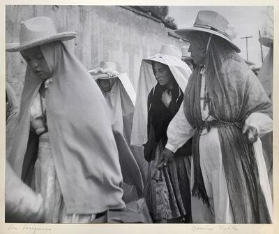 Bernice Kolko, 'Los Peregrinos / Pilgrimage, Ixtapalapa', 1958