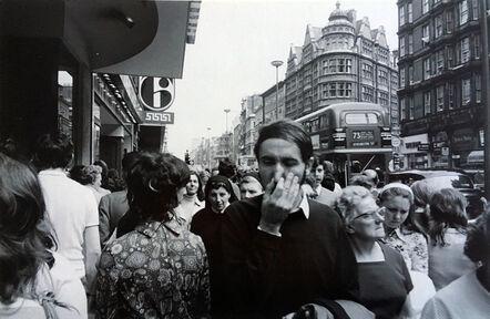 Anthony Hernandez, 'London #10', 1971
