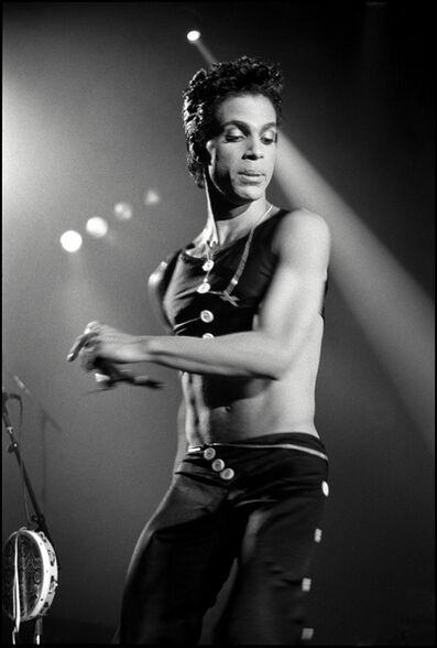 David Corio, 'Prince, Wembley Arena, London, UK', 1986
