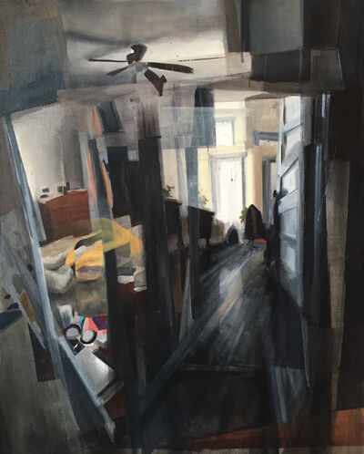 Kathleen Eastwood, 'Searching for Home', 2018
