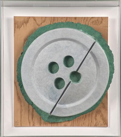 Claes Oldenburg, 'Broken Button (Split Button)', 1981