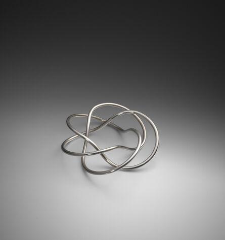 Conrad Shawcross, 'Loop system 4:3 Bracelet', 2013