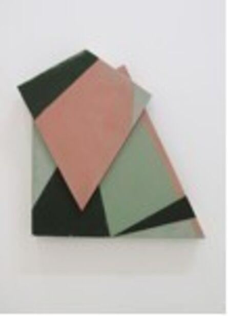 Nuno Sousa Vieira, 'Pintura a três cores Corrigida # 2', 2013