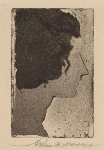Arthur Bowen Davies, 'Profile', 1919