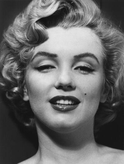 Philippe Halsman, 'Portrait of a Marilyn Monroe', 1952