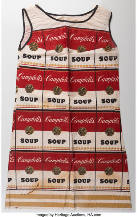 Andy Warhol, 'The Souper Dress (Limted Edition)', 1966-67