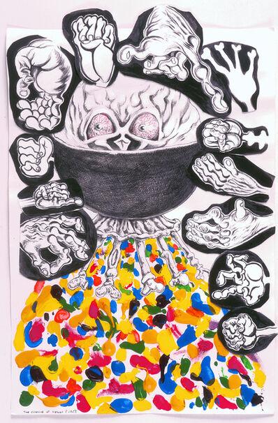 Trenton Doyle Hancock, 'The Essence of Vegan Purity', 2006