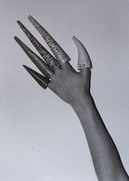 Jana Sterbak, 'Cones on Fingers'