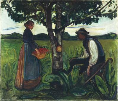 Edvard Munch, 'Fertility', ca. 1899