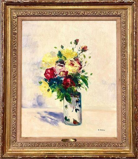 Gaston Sebire, 'Les Roses', c.1960