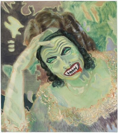 Katie Dorame, 'Other Side - Dolores as Vampire du Barry', 2017