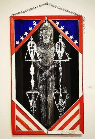william sorvillo, 'The Shroud', 2020