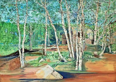 Christof Mascher, 'For the Birches', 2021