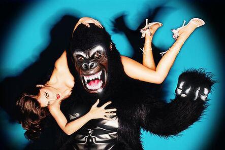 David LaChapelle, 'Monkey See, Monkey Do', 2001