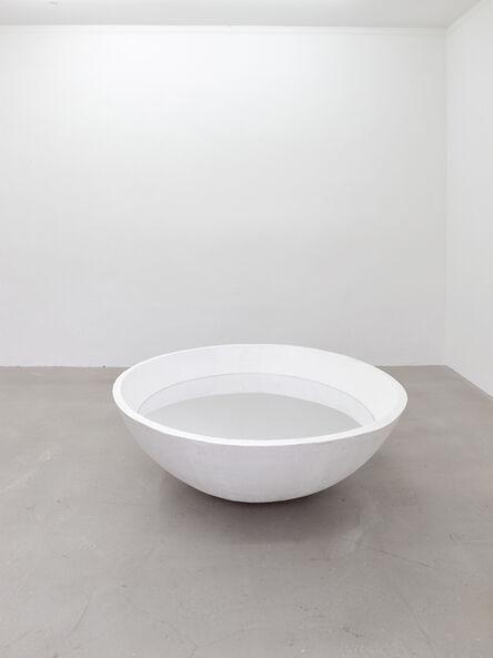 Inge Mahn, 'Schüssel mit Spiegel (Bowl with mirror)', 2017