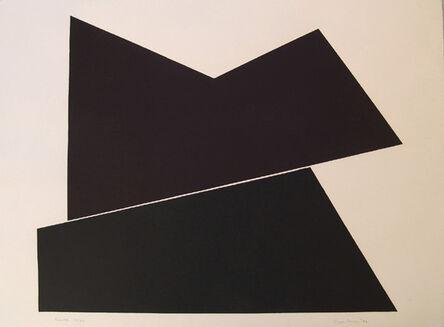 Yves Gaucher, 'Fente', 1986
